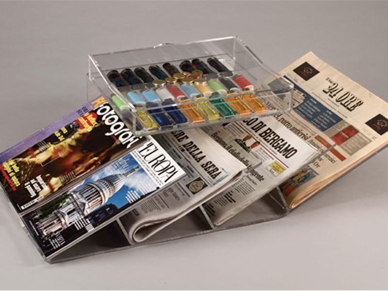 Rbt espositori espositori per edicole e cartolerie for Porta quaderni